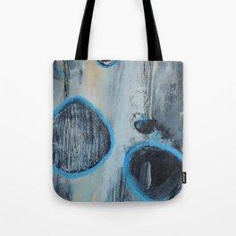 Blue Amnesia Tote Bag