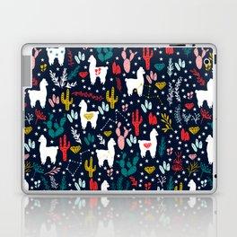 Cute Alpaca Laptop & iPad Skin