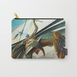 Battle of Horus and God the Father Carry-All Pouch