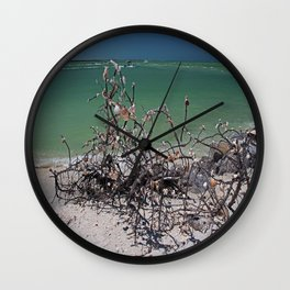 Interlaced Infatuation Wall Clock