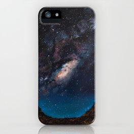 this one's for the dreamers... iPhone Case
