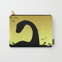 Dinosaur Silhouettes Carry-All Pouch
