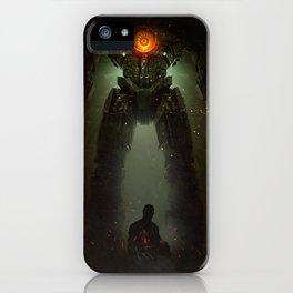 Pacific Rim iPhone Case