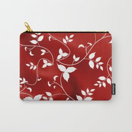 Red and white ornament Carry-All Pouch