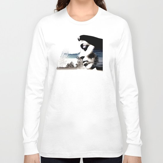 Talk to the lion Long Sleeve T-shirt