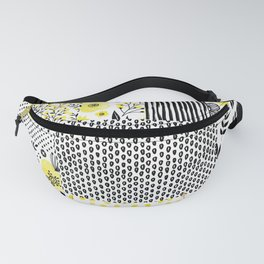 Beautiful Patch 3 Fanny Pack