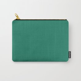 Ocean Green Carry-All Pouch
