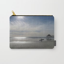 Redondo Beach Surfer Carry-All Pouch
