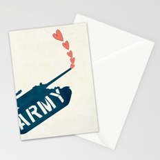 The Love Army Stationery Cards