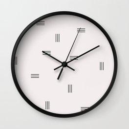 lines 2 Wall Clock