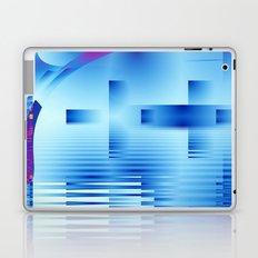 Barnsley Blue Laptop & iPad Skin