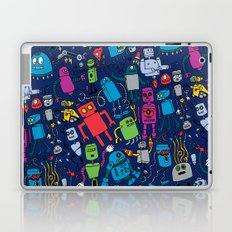 Robots Forever! Laptop & iPad Skin
