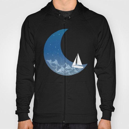 Moon Sailing Hoody