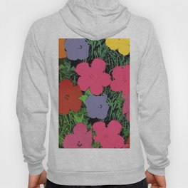 Collage Andy Pop Art Hoody