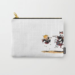 Calvin and Hobbes Magic Spells Inspired Parody Carry-All Pouch