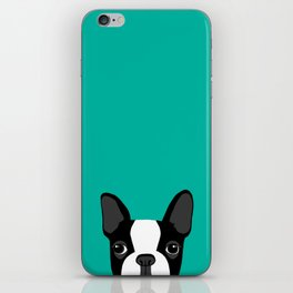 Boston Terrier iPhone Skin