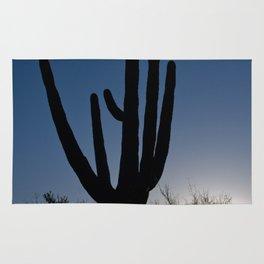 Sunset Cacti 3 Rug