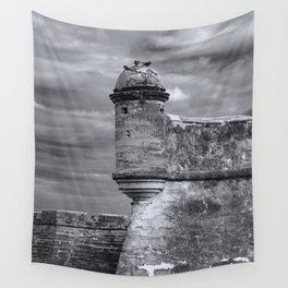 Castillo de San Marcos Wall Tapestry