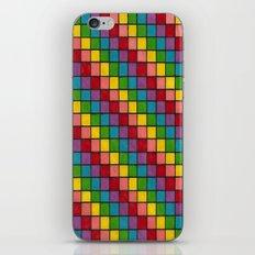 rainbow board iPhone & iPod Skin