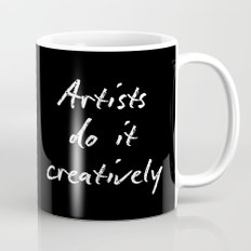 Artists Do It Creatively 2 Mug