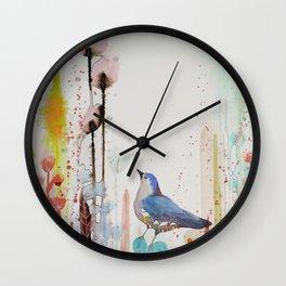 toujours dans mon coeur Wall Clock