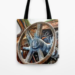 GMC Wheel Tote Bag