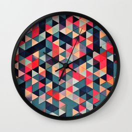 drop down Wall Clock