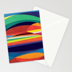 Turn Around Stationery Cards