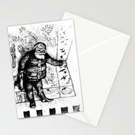 Santa Claus ... - Thomas Nast Stationery Cards