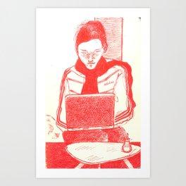 berliner Art Print
