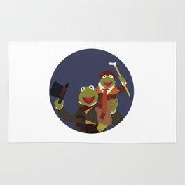 Muppet Christmas Rug