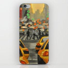 Rush Hour iPhone Skin