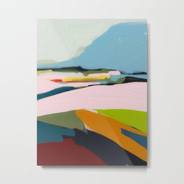 landscape summer Metal Print