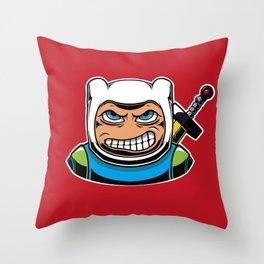 FIIN Throw Pillow