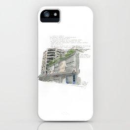 41 Victoria Street iPhone Case