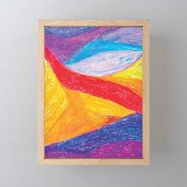 Abstract 24 Framed Mini Art Print