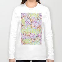 scales Long Sleeve T-shirts featuring RAINBOW SCALES by shutupbek