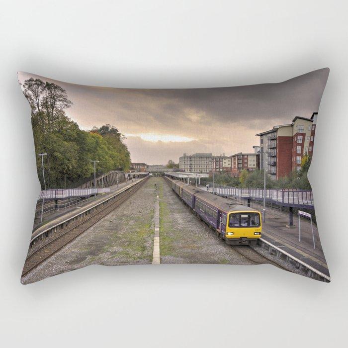 Exeter Central Pacer Rectangular Pillow