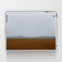 Misty Marsh Laptop & iPad Skin