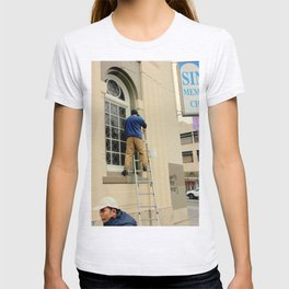 Hello Up There T-shirt
