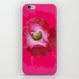 Waltz - hot Pink iPhone Skin