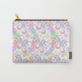Unicorn Party 001 Carry-All Pouch