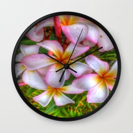 Colors In Bloom 029 Wall Clock