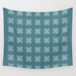 endless knots blue Wall Tapestry
