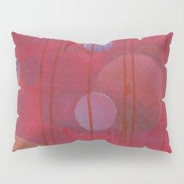 reddish sphere Pillow Sham