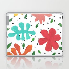 Tropical Leaves Two Laptop & iPad Skin