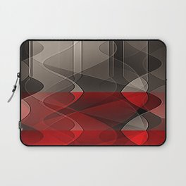 Hot and Steamy Laptop Sleeve