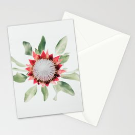 King Protea II Stationery Cards
