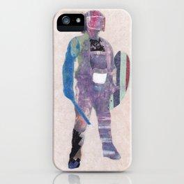 Defender iPhone Case