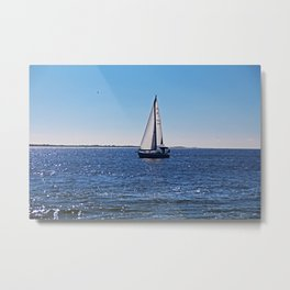 Introspective Insights Metal Print
